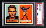 1957 Topps #119  Bart Starr  Front Thumbnail