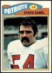 1977 Topps #443  Steve Zabel  Front Thumbnail