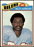 1977 Topps #59  Billy Johnson  Front Thumbnail