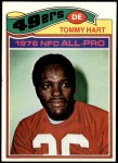 1977 Topps #40  Tommy Hart  Front Thumbnail