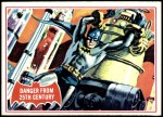 1966 Topps Batman Red Bat #29   Danger From 25th Century Front Thumbnail