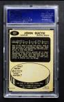 1965 Topps #101  Johnny Bucyk  Back Thumbnail