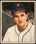 1950 Bowman #243 CR Johnny Groth  Front Thumbnail