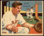 1935 Diamond Stars #69  Earl Grace   Front Thumbnail