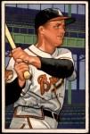 1952 Bowman #97  Willard Marshall  Front Thumbnail