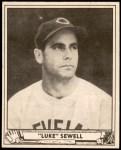 1940 Play Ball #48  Luke Sewell  Front Thumbnail