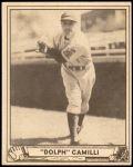 1940 Play Ball #68  Dolph Camilli  Front Thumbnail