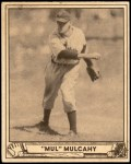 1940 Play Ball #95  Hugh Mulcahy  Front Thumbnail