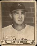 1940 Play Ball #183  Marvin Breuer  Front Thumbnail