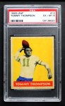 1949 Leaf #13  Tommy Thompson  Front Thumbnail