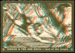 1953 Topps Tarzan and the She Devil #1   Lord of the Jungle Front Thumbnail