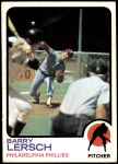 1973 Topps #559  Barry Lersch  Front Thumbnail