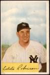 1954 Bowman #193  Eddie Robinson  Front Thumbnail