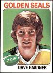 1975 Topps #119  Dave Gardner   Front Thumbnail