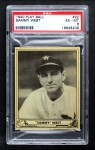 1940 Play Ball #22  Sammy West  Front Thumbnail