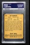 1940 Play Ball #221  Lee Handley  Back Thumbnail