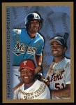 1998 Topps #258   -  Juan Encarnacion / Randy Winn / Andrew Vessel Prospects Front Thumbnail