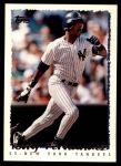 1995 Topps Traded #70 T Tony Fernandez  Front Thumbnail