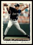 1995 Topps Traded #97 T Sid Roberson  Front Thumbnail