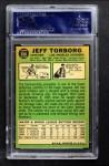 1967 Topps #398  Jeff Torborg  Back Thumbnail
