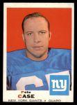 1969 Topps #197  Pete Case  Front Thumbnail