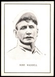 1950 Callahan Hall of Fame  Rube Waddell  Front Thumbnail