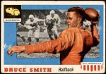 1955 Topps #19  Bruce Smith  Front Thumbnail