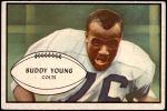 1953 Bowman #30  Buddy Young  Front Thumbnail