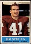 1964 Philadelphia #194  Jim Steffen   Front Thumbnail