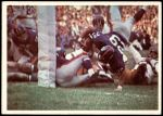 1966 Philadelphia #130  Chuck Mercein New York Giants Front Thumbnail