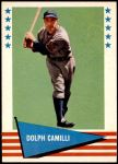 1961 Fleer #97  Dolph Camilli  Front Thumbnail