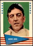 1961 Fleer #117  Addie Joss  Front Thumbnail
