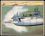 1941 Uncle Sam #58   Submarine Torpedo Practice Front Thumbnail