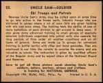 1941 Uncle Sam #52   Ski Troops And Patrols Back Thumbnail