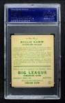 1933 Goudey #75  Willie Kamm  Back Thumbnail