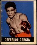 1948 Leaf #80  Ceferino Garcia  Front Thumbnail