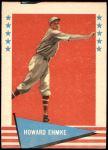 1961 Fleer #21  Howard Ehmke  Front Thumbnail