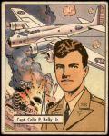 1941 War Gum #13   Captain Colin Kelly Jr. Front Thumbnail