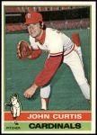 1976 Topps #239  John Curtis  Front Thumbnail