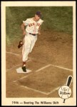 1959 Fleer #30   -  Ted Williams  Beating the Shift Front Thumbnail