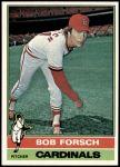 1976 Topps #426  Bob Forsch  Front Thumbnail