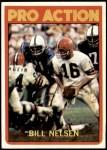 1972 Topps #130   -  Bill Nelsen Pro Action Front Thumbnail