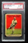 1914 Cracker Jack #67  Doc Crandall  Front Thumbnail