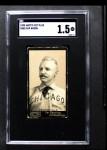 1895 Mayo's Cut Plug  Cap Anson  Front Thumbnail