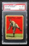 1914 Cracker Jack #57  Walter Johnson  Front Thumbnail