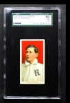 1909 T206  Cy Barger  Front Thumbnail
