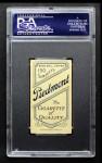 1909 T206 CUBS Mordecai Brown  Back Thumbnail