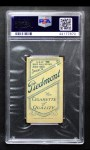 1909 T206  Tom Needham  Back Thumbnail