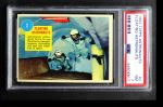 1963 Topps Astronauts #2   Floating Astronauts Front Thumbnail