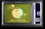 1963 Topps Astronauts #10   Astronaut Alan Shepard Back Thumbnail